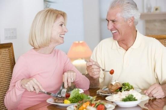 Thực phẩm dinh dưỡng cho người già giúp nâng cao tuổi thọ và khỏe mạnh