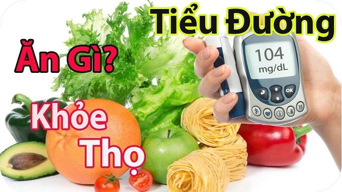 Bệnh tiểu đường nên ăn gì? Chế độ dinh dưỡng cho người tiểu đường