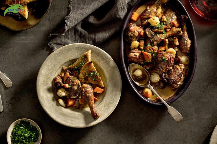 Khám phá ẩm thực nước Pháp với những món ngon khó cưỡng