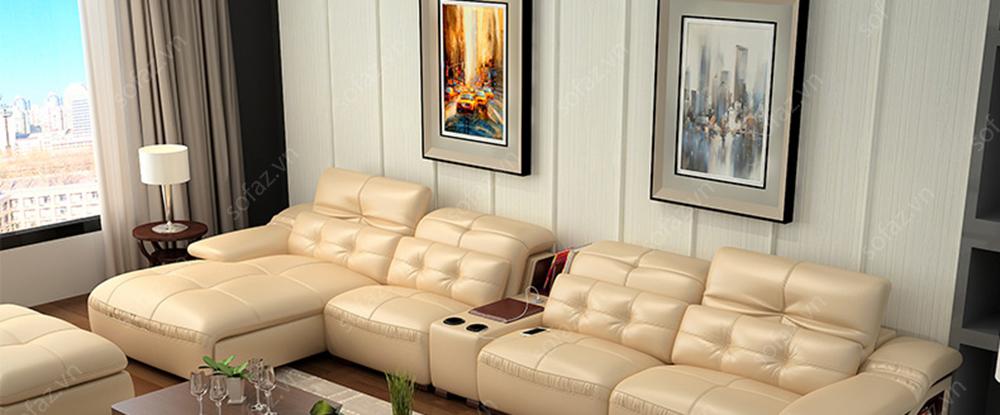 Sofa phòng khách – món đồ nội thất không thể thiếu trong mỗi gia đình