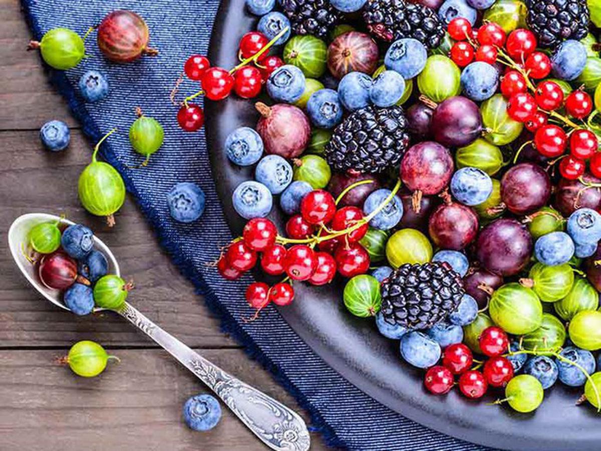 5 tác dụng không ngờ của các loại quả mọng
