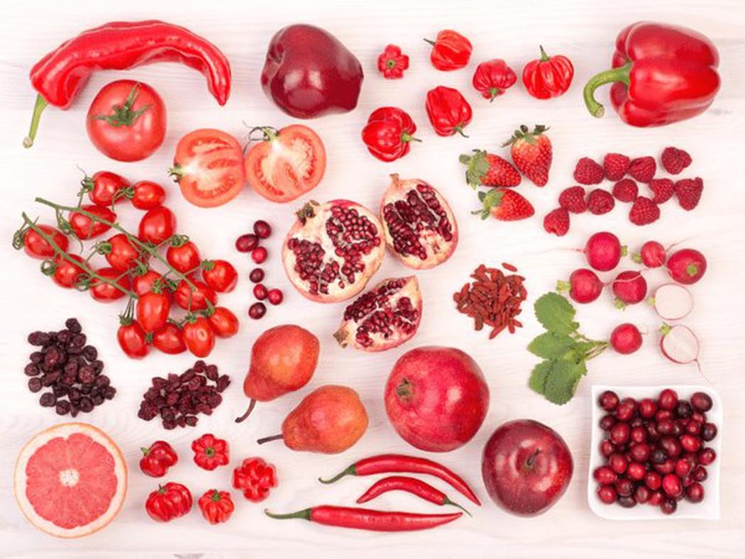 5 tác dụng không thể bỏ qua của các thực phẩm màu đỏ