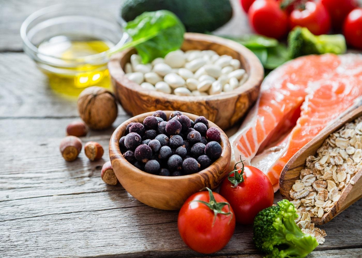 8 loại thực phẩm tốt cho bệnh nhân bị viêm khớp
