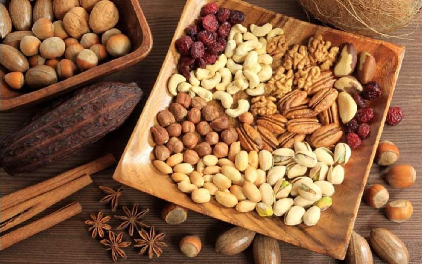 Top 5 lợi ích của ngũ cốc nguyên hạt
