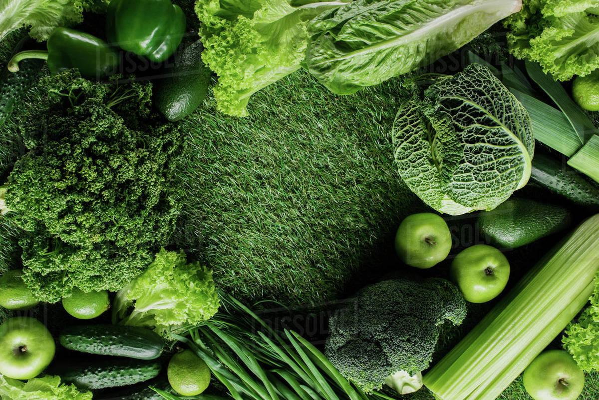 7 lợi ích của các loại rau xanh