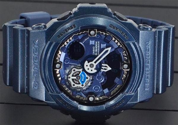 Những mẫu đồng hồ Casio nam có mặt xanh dương bán chạy nhất