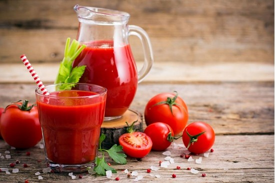Uống nước ép cà chua có tốt không?